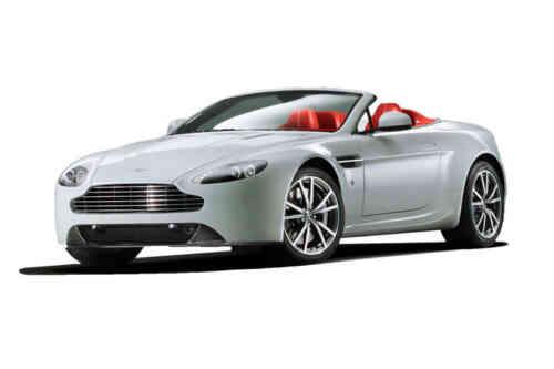Aston Martin Vantage 2 Door Roadster  V S Sportshift Iii 6.0 Petrol