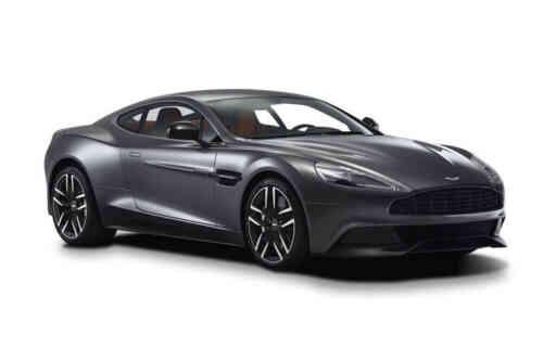 Aston Martin Vanquish S Coupe  Touchtronic Auto 6.0 Petrol