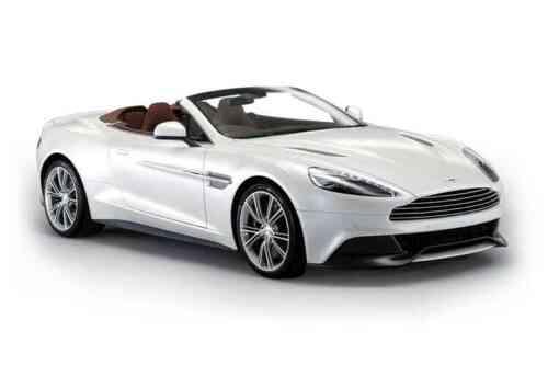 Aston Martin Vanquish S Volante  Touchtronic Auto 6.0 Petrol