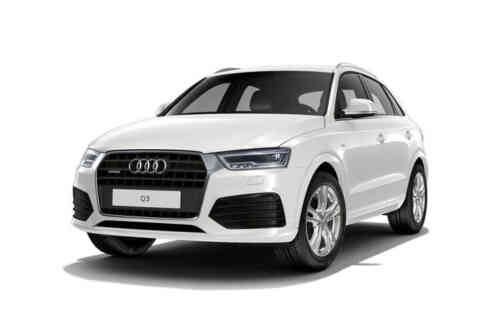 Audi Rs Q3 Suv  Tfsi Quattro S Tronic 2.5 Petrol