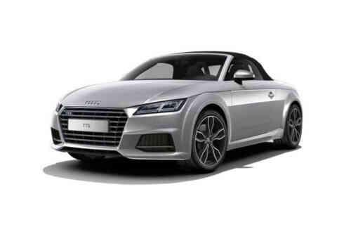 Audi Tts Roadster  Tfsi Quattro 2.0 Petrol