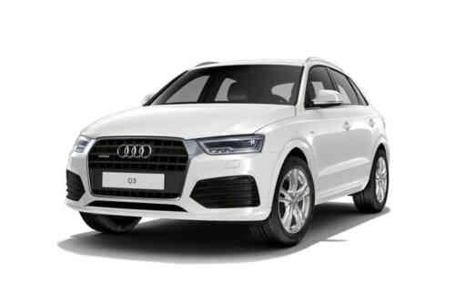 Audi Rs Q3 Suv  Tfsi Performnce Quattro S Tronic 2.5 Petrol