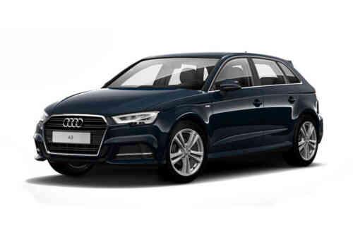 Audi A3 5 Door Sportback 30 Tfsi 116 Se Technik S Tronic  Petrol
