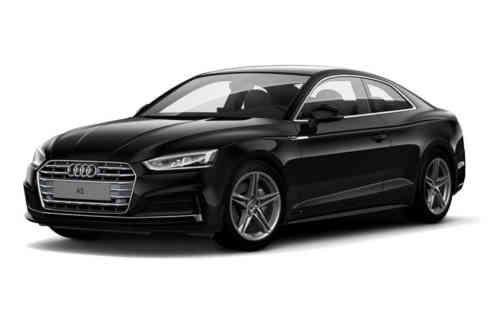 Audi A5 Coupe 40 Tfsi 190ps Black Edition  Petrol