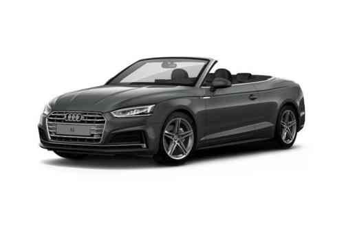 Audi A5 Cabriolet 40 Tfsi 190ps S Line S Tronic  Petrol