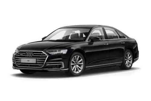 Audi A8 4 Door 55 Tfsi 340ps Quattro S Line Tiptronic  Petrol