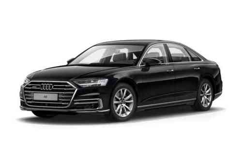 Audi A8 4 Door 50 Tdi 286ps Quattro Black Edition Tiptronic  Diesel