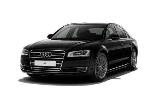 Audi A8 4 Door 50 Tdi 286ps Quattro Black Edition Tiptronic  Diesel
