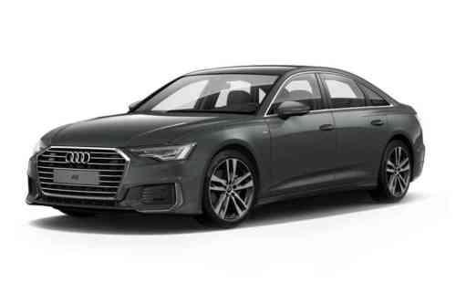 Audi A6 Saloon 45 Tfsi 245ps 12v Quattro S Line S Tronic  Petrol