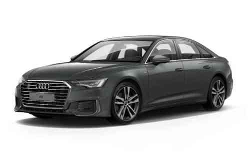 Audi A6 Saloon 40 Tdi 204ps 12v Black Edition S Tronic  Diesel