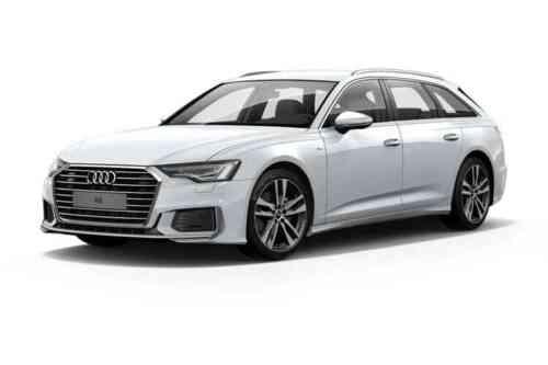 Audi A6 Avant 40 Tdi 204 12v Black Edition Tech Pack S Tronic  Diesel