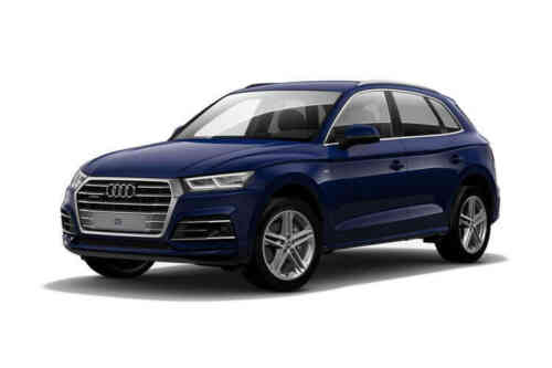 Audi Q5 Suv 45 Tfsi 245 Quattro S Line Tech Pack S Tronic  Petrol