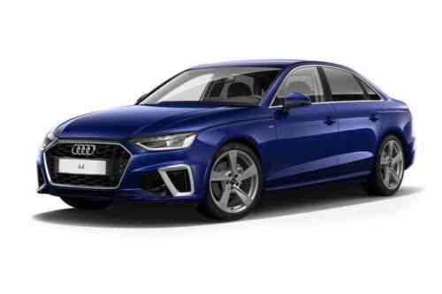 Audi A4 Saloon 35 Tfsi 150 Black Edition  Petrol