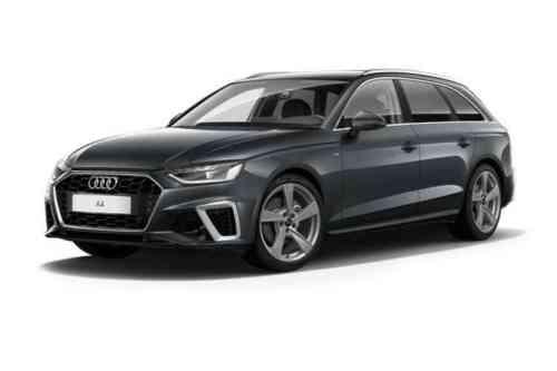 Audi A4 Avant 35 Tdi 163ps Technik Comfort+sound Pack S Tronic  Diesel