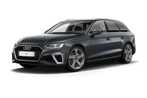 Audi A4 Avant 40 Tfsi 190ps S Line S Tronic  Petrol
