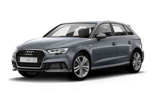 Audi A3 5 Door Sportback 30 Tfsi S Line Tech Pack  Petrol
