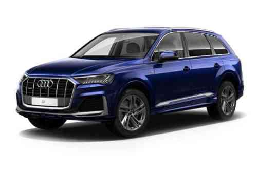 Audi Q7 5 Door Suv 50tdi 286 Quattro Black Edition Comfort+sound Pack Tiptronic  Diesel