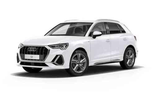 Audi Q3 Suv 35 Tfsi Cod 150ps S Line Comfort+sound Pack  Petrol