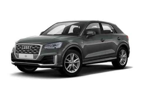 Audi Q2 Suv 35 Tfsi 150ps Technik S Tronic  Petrol
