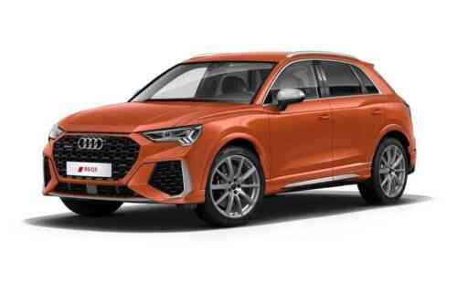 Audi Rs Q3 Suv Tfsi Quattro Stronic  Petrol