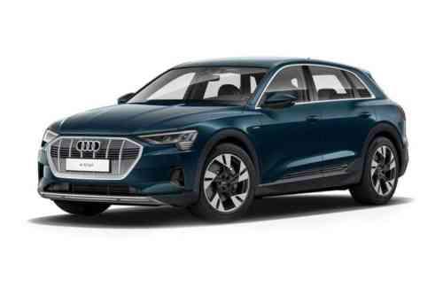 Audi E-tron Estate 50 71kwh Quattro 313ps Launch Edition  Electric