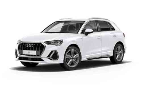 Audi Q3 Suv 35 Tfsi Cod 150 S Line Comfort+sound Pack S Tronic  Petrol