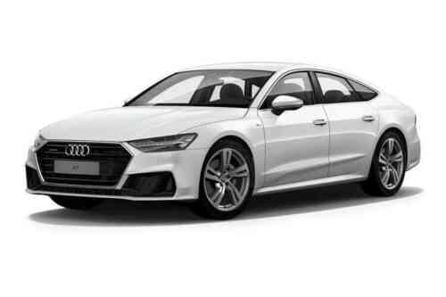 Audi A7 Sportback 50 Tfsi E Quattro Black Edition S Tronic  Plug In Hybrid Petrol