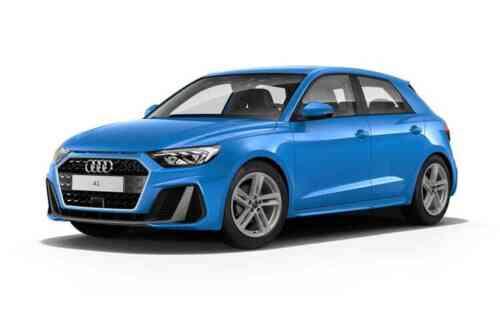 Audi A1 5 Door Sportback 30 Tfsi 110 S Line  Petrol