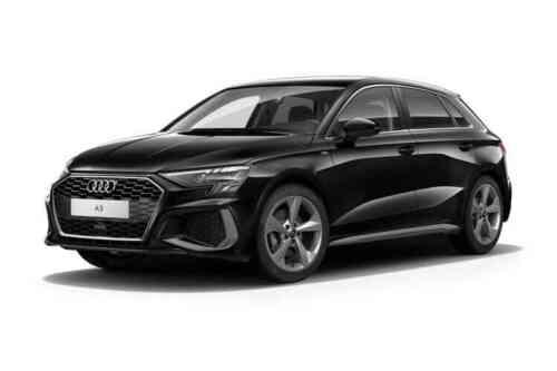 Audi A3 5 Door Sportback 30 Tfsi 110 S Line S Tronic  Petrol