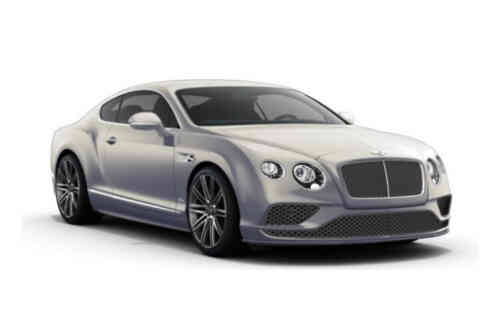 Bentley Continental Coupe  V8 Gt S Auto 4.0 Petrol