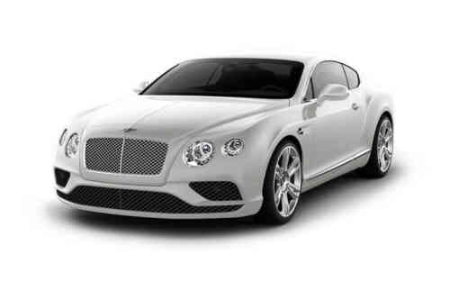 Bentley Continental Coupe  Gt Mulliner Driving Specification Auto 6.0 Petrol