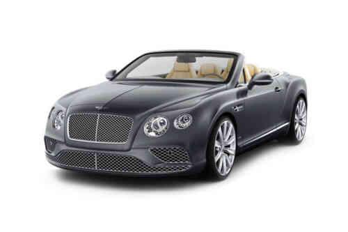 Bentley Continental Convertible  Gt Auto 6.0 Petrol