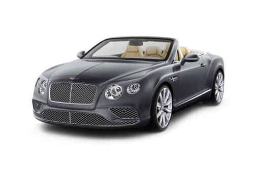 Bentley Continental Convertible  Gt Mulliner Driving Specification Auto 6.0 Petrol