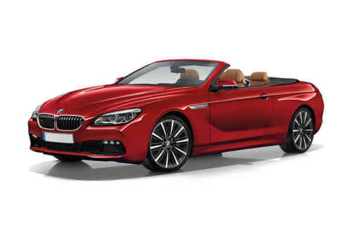 Bmw 640d 2 Door Convertible  Se Auto 3.0 Diesel