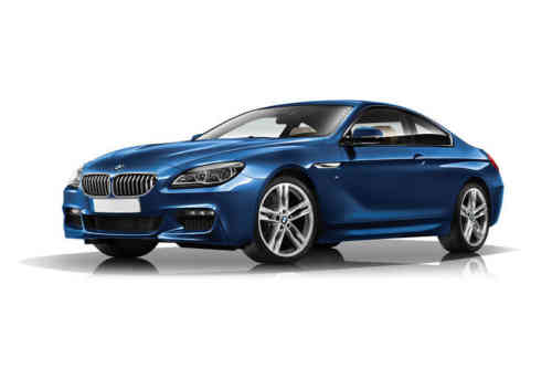 Bmw 640d 2 Door Coupe  Se Auto 3.0 Diesel