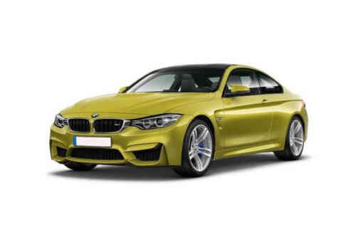 Bmw M4 2 Door Coupe  Competition Pack 3.0 Petrol
