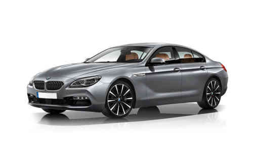 Bmw 640d 4 Door Gran Coupe  M Sport Limited Edition Auto 3.0 Diesel