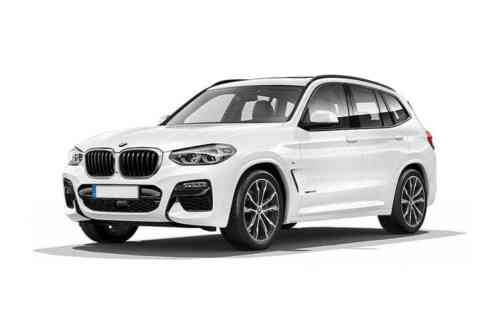 Bmw X3 5 Door Xdrive30e M Sport Plus Pack Auto  Plug In Hybrid Petrol