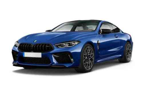 Bmw M8 2 Door Coupe  Xdrive Competition Auto 4.4 Petrol