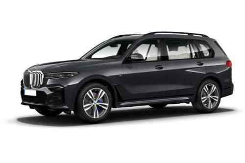 Bmw X7 5 Door Xdrive40i 6seat  Petrol
