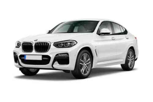 Bmw X4 5 Door Xdrive20d M Sport X Plus Pack Auto G02  Diesel