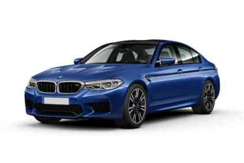 Bmw M5 4 Door Saloon  Xdrive Competition Auto 4.4 Petrol