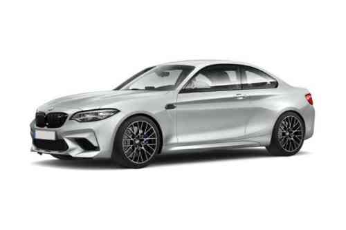Bmw M2 2 Door Coupe  Competition Dct 3.0 Petrol