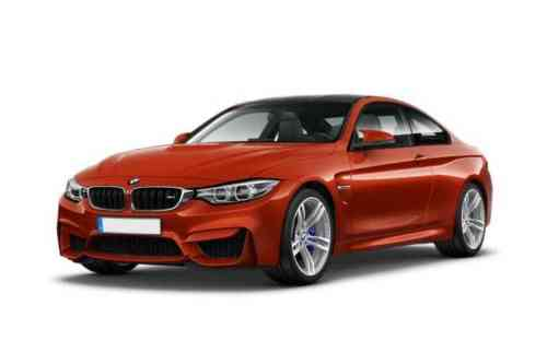 Bmw M4 2 Door Coupe  Competition Dct 3.0 Petrol