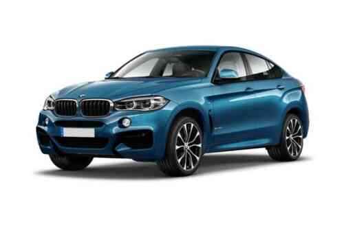 Bmw X6 5 Door Estate  Xdrive D M Sport Tch/pls Auto 3.0 Diesel