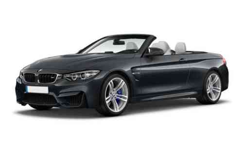 Bmw M4 2 Door Convertible  Competition Dct 3.0 Petrol
