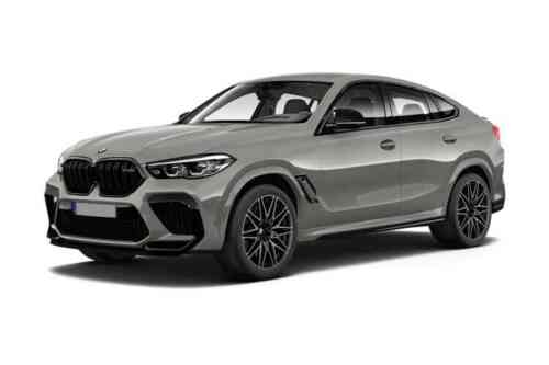 Bmw X6 M 5 Door  Xdrive V8 Competition Auto 4.4 Petrol