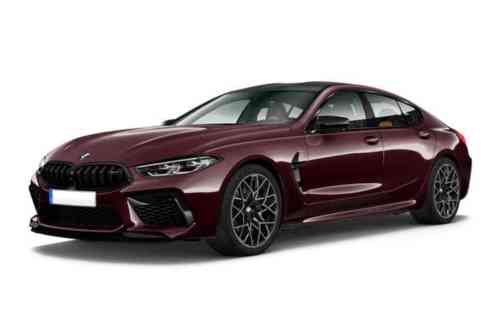 Bmw M8 4 Door Gran Coupe  Xdrive Competition Auto 4.4 Petrol