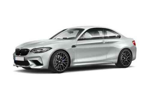 Bmw M2 2 Door Coupe  Competition Dct F 3.0 Petrol