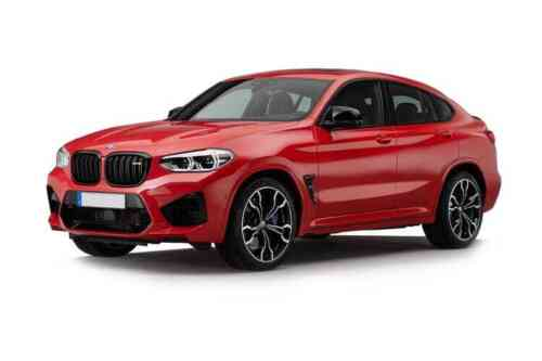 Bmw X4 M Competition Auto  Petrol